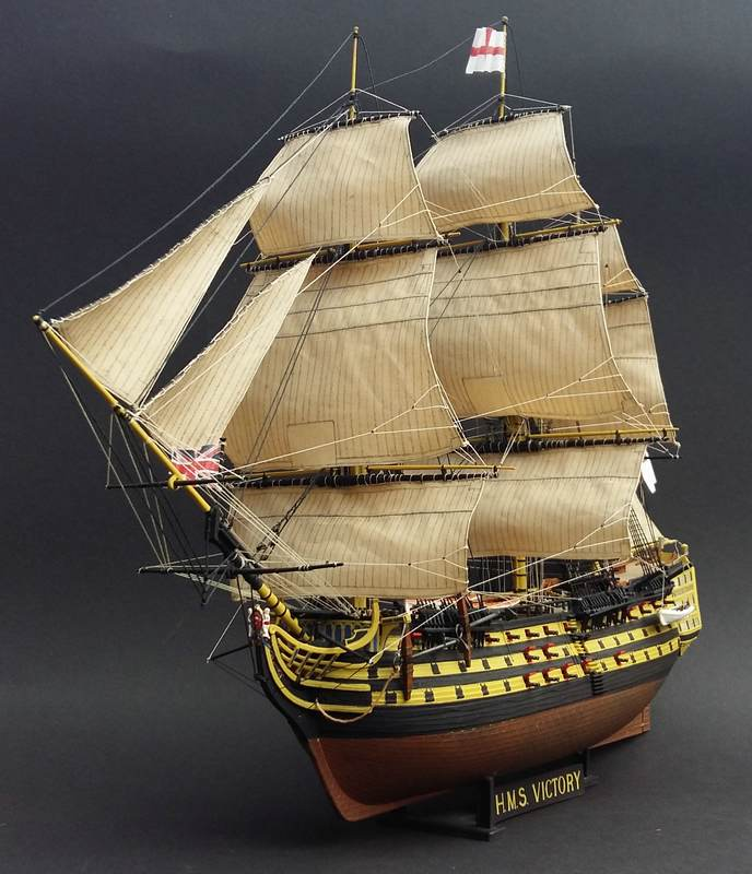 H.M.S. Victory Revell 1/225 Comp_172