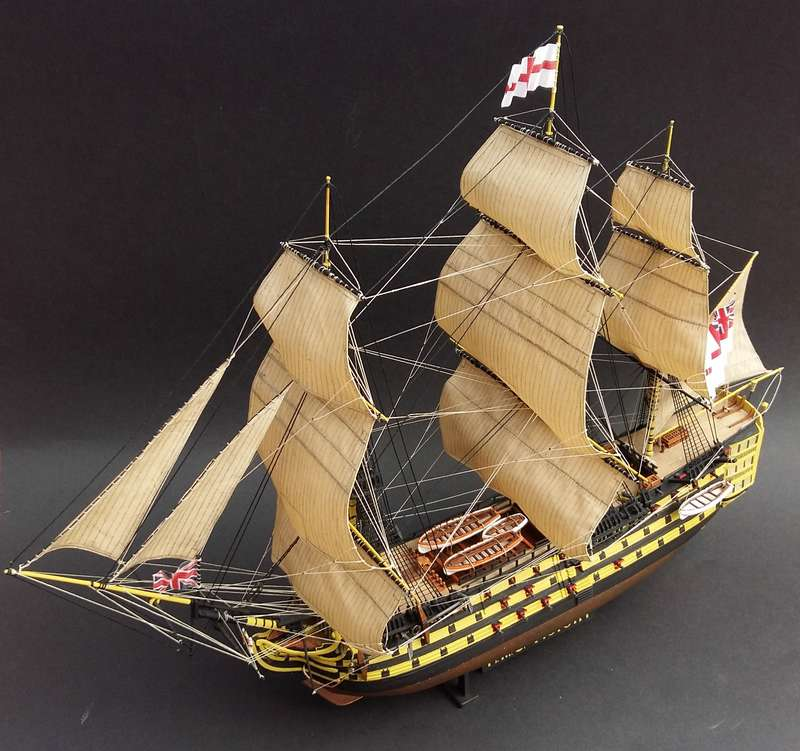 H.M.S. Victory Revell 1/225 Comp_174