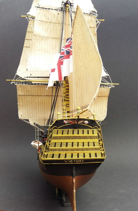 H.M.S. Victory Revell 1/225 Comp_177