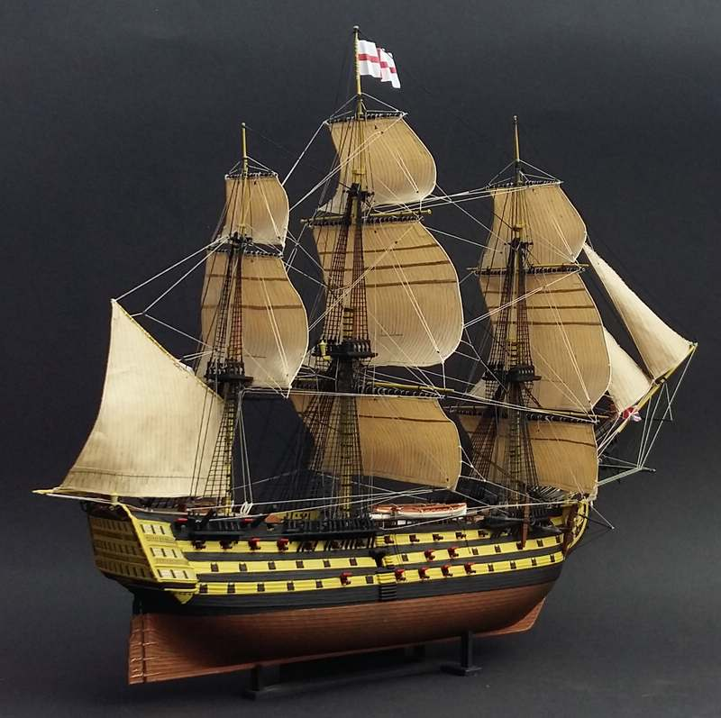 H.M.S. Victory Revell 1/225 Comp_178