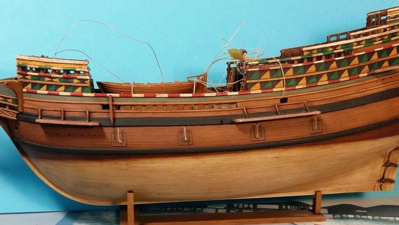 Mayflower / Revell, 1:83? Comp_181