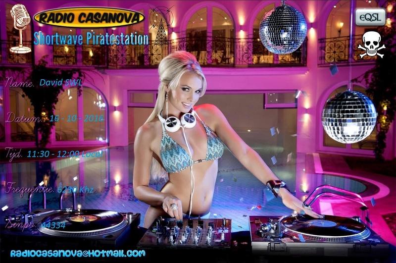 eQSL de radio Casanova 16-10-11