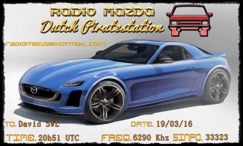Réponse de Radio Mazda 19-03-10