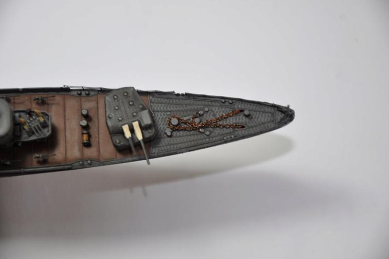 Destroyer Yukikaze Tamiya 1/350 + photodécoupe Aber. - Page 5 Dsc_0111