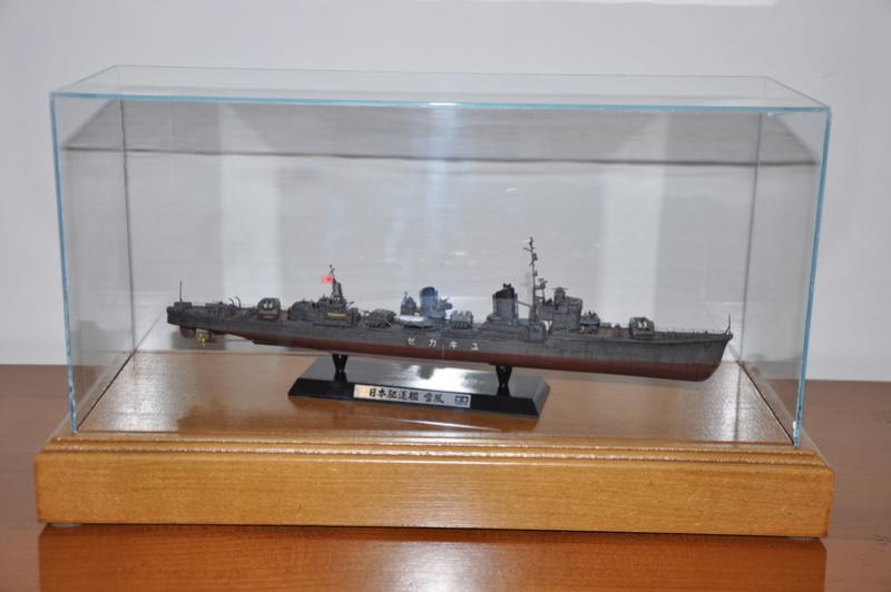 Destroyer Yukikaze Tamiya 1/350 + photodécoupe Aber - TERMINE Dsc_0114
