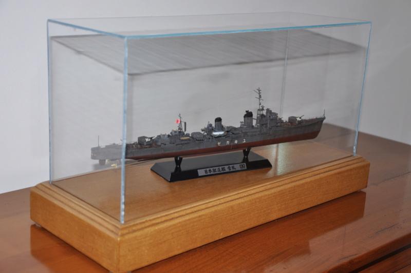 Destroyer Yukikaze Tamiya 1/350 + photodécoupe Aber - TERMINE Dsc_0117