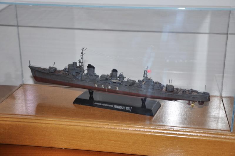 Destroyer Yukikaze Tamiya 1/350 + photodécoupe Aber - TERMINE Dsc_0118