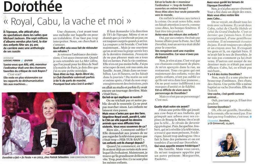 L'actualité de Dorothée - Page 6 Do_jdd10