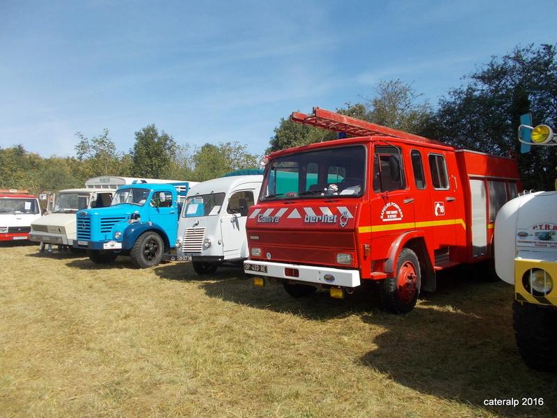Rassemblement vehicules anciens de Vernas ( Isère)  Vernas11