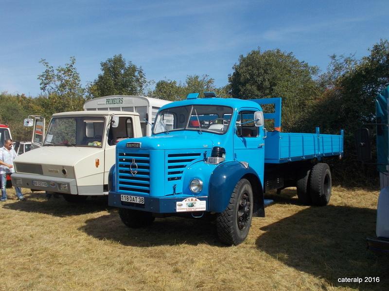 Rassemblement vehicules anciens de Vernas ( Isère)  Vernas13