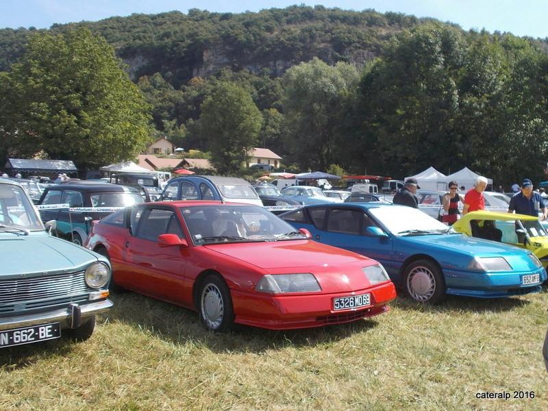 Rassemblement vehicules anciens de Vernas ( Isère)  Vernas21