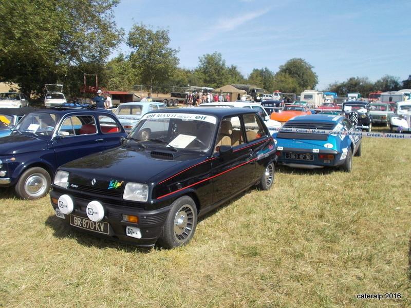 Rassemblement vehicules anciens de Vernas ( Isère)  Vernas25