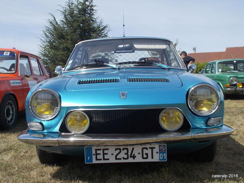 Rassemblement vehicules anciens de Vernas ( Isère)  Vernas34