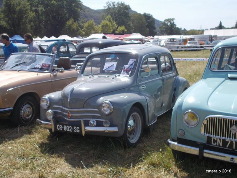 Rassemblement vehicules anciens de Vernas ( Isère)  Vernas53