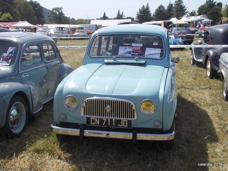 Rassemblement vehicules anciens de Vernas ( Isère)  Vernas54