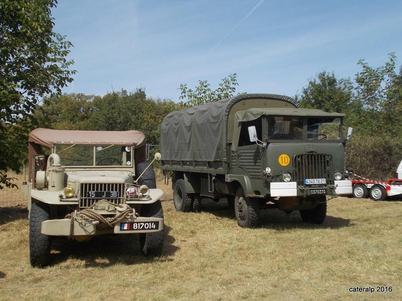 Rassemblement vehicules anciens de Vernas ( Isère)  Vernas55