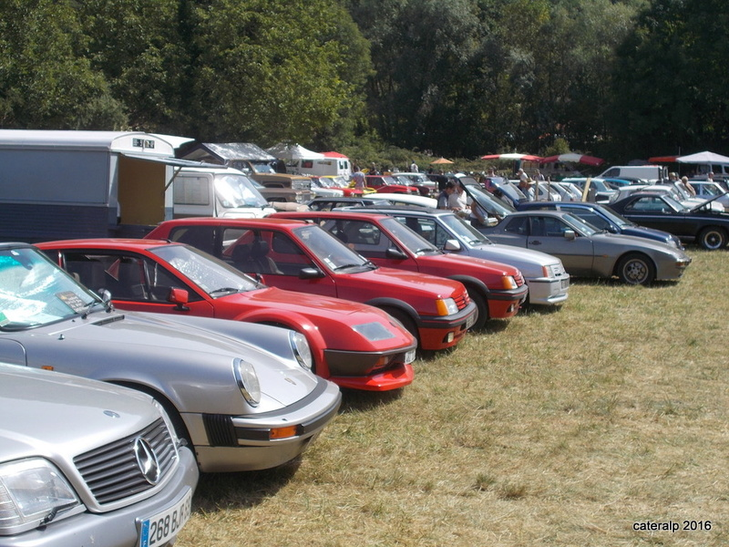 Rassemblement vehicules anciens de Vernas ( Isère)  Vernas58