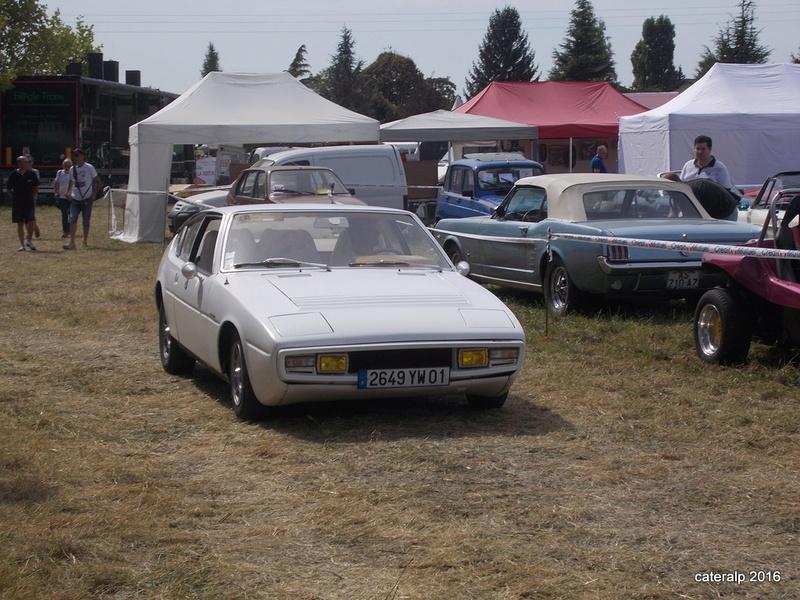 Rassemblement vehicules anciens de Vernas ( Isère)  Vernas73