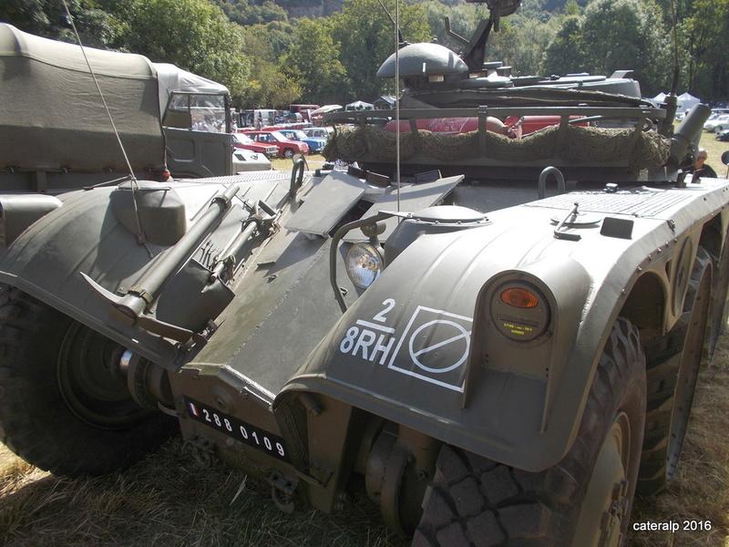 Rassemblement vehicules anciens de Vernas ( Isère)  Vernas83