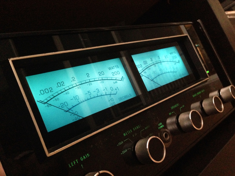 McIntosh MC2205 Power Amp (Sold) Img_5011