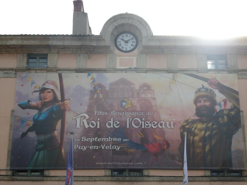 Fêtes du Roi de l'Oiseau 2016: Puy en Velay  - Page 3 Sam_1512