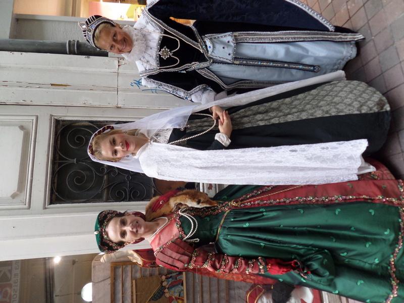 Fêtes du Roi de l'Oiseau 2016: Puy en Velay  Sam_2011