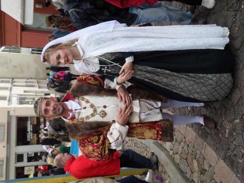 Fêtes du Roi de l'Oiseau 2016: Puy en Velay  Sam_2110