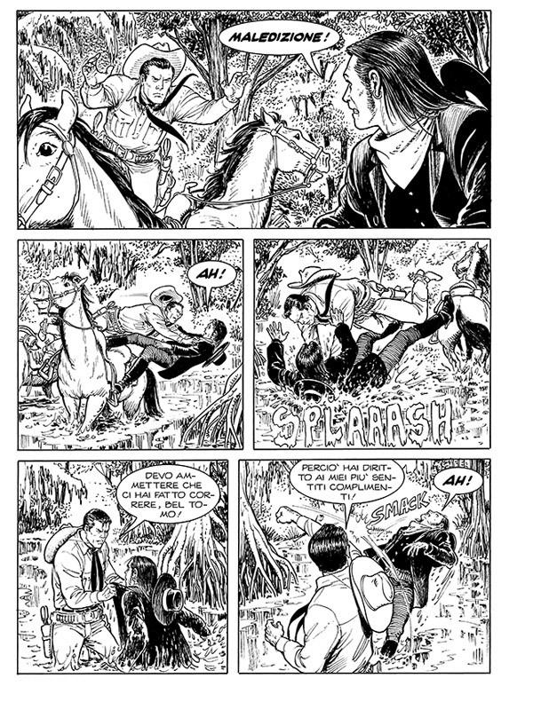 Il ponte della battaglia (Maxi Tex n.20) 14726512