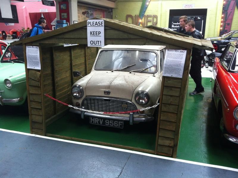 Vu au London Motorisé Muséum en périphérie de Londres  Image29