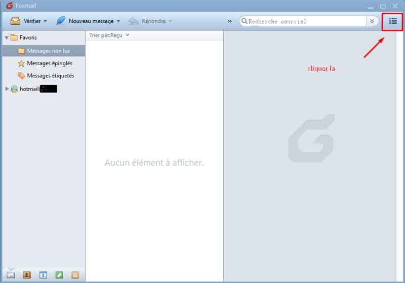 Installation de Foxmail 7.2.7 Screen23
