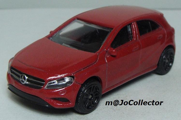 N°232D - Mercedes Class A 232_5d10
