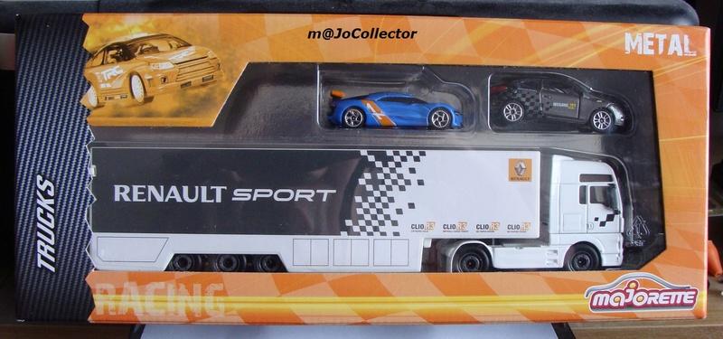 N°3097 Porte Auto MAN TGX Série RACING   3097_213