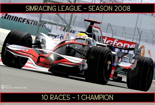 SimRacing League 14431910