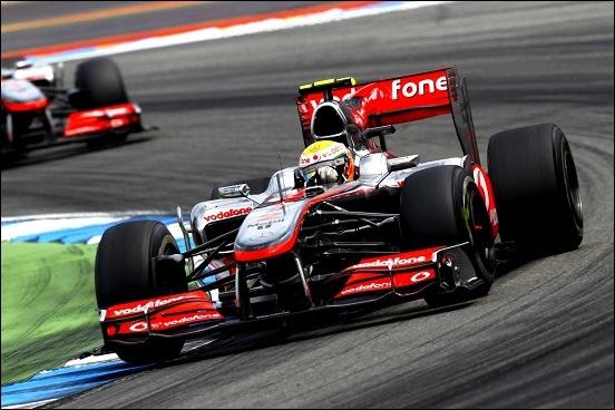 McLaren Mercedes - Saison 2010 R01_ca10