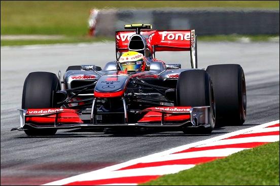 McLaren Mercedes - Saison 2010 R02_us10