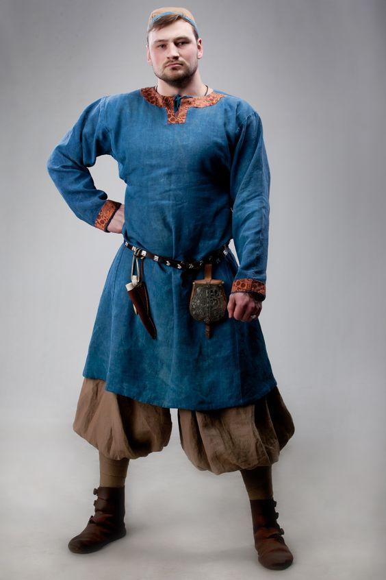 patron chemise viking homme  Tenue_10
