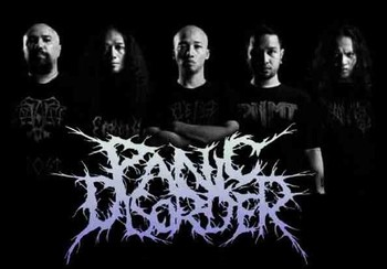 Panic Disorder - Daimonion (2016) 61116310
