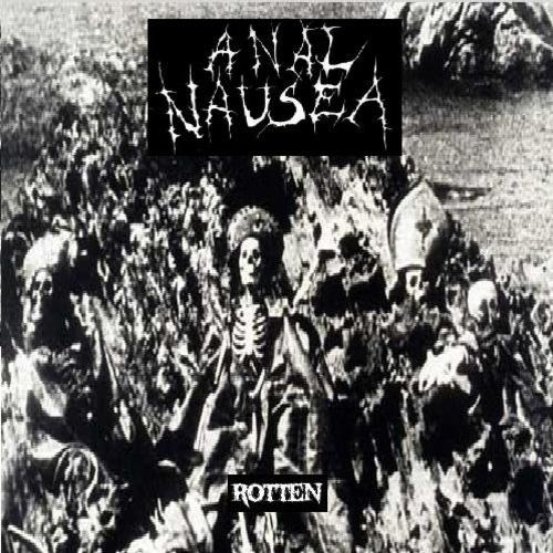 Anal Nausea - Rotten [1996] (2016 Edition) Single Cover14