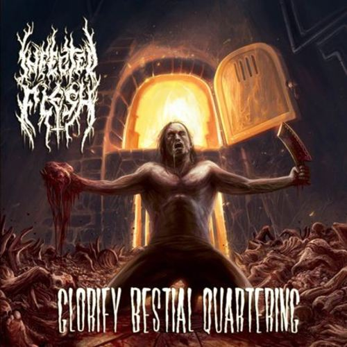 Infected Flesh - Glorify Bestial Quartering (2016) Folder20