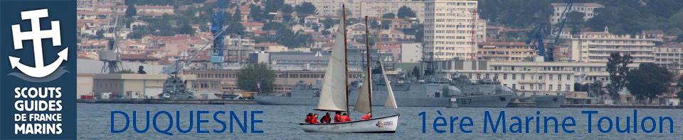 Tribu de la Duquesne - 1ère MArine de Toulon