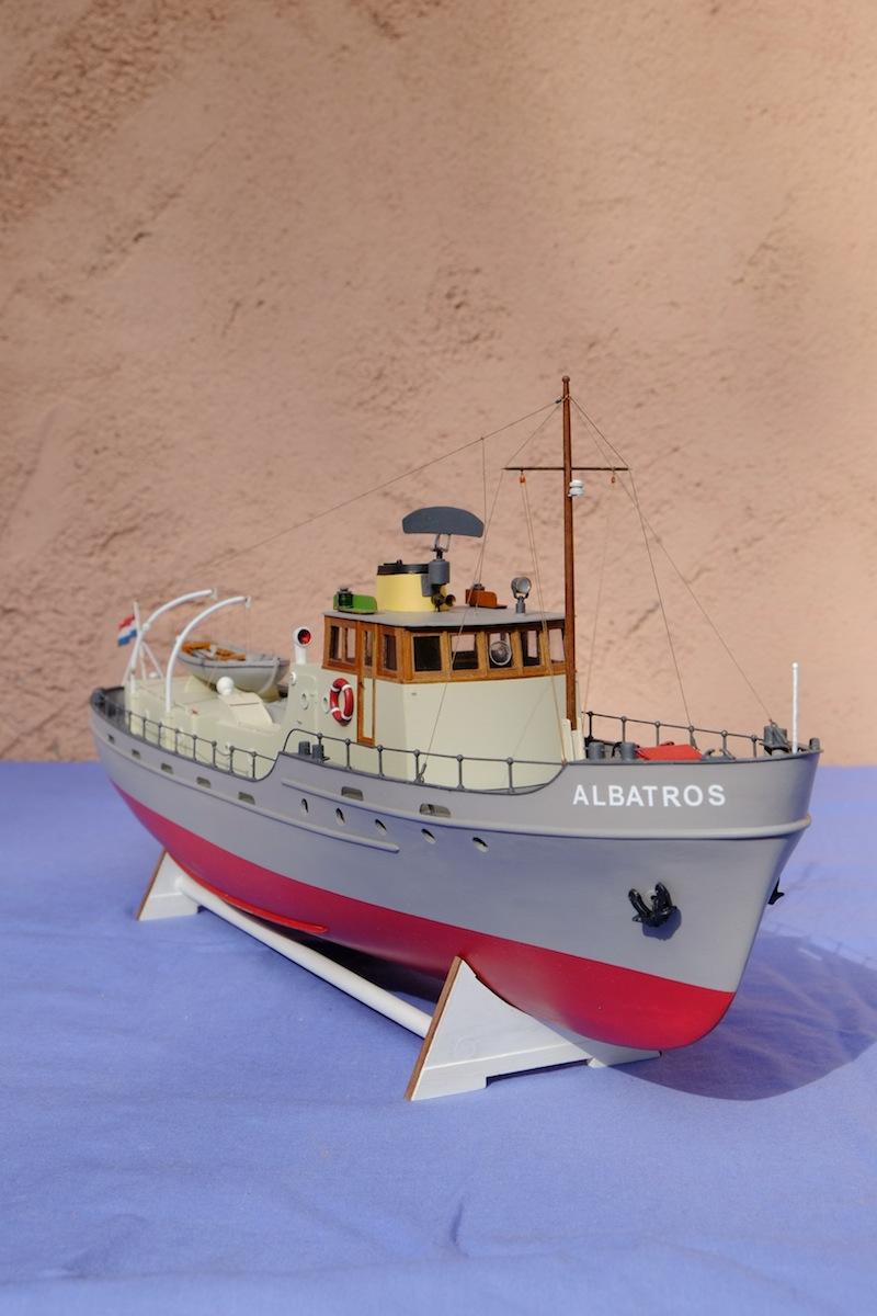 L'Albatros - Douanes néerlandaises - au 1/50 sur plans - Page 5 Dscf4012