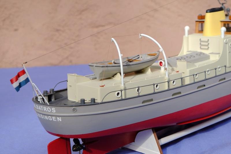 L'Albatros - Douanes néerlandaises - au 1/50 sur plans - Page 5 Dscf4017