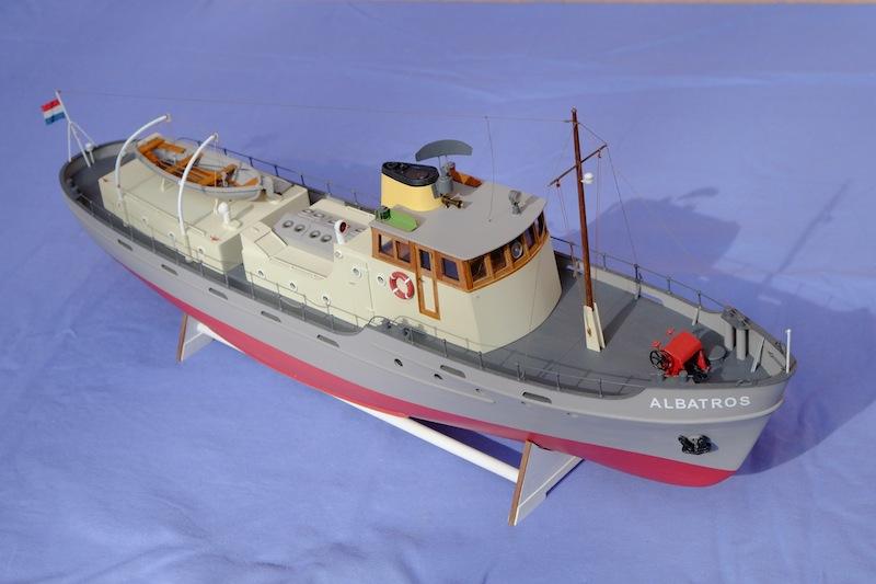 L'Albatros - Douanes néerlandaises - au 1/50 sur plans - Page 5 Dscf4018