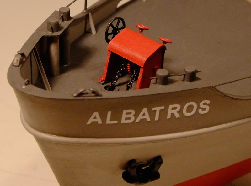 L'Albatros - Douanes néerlandaises - au 1/50 sur plans - Page 2 Gu210