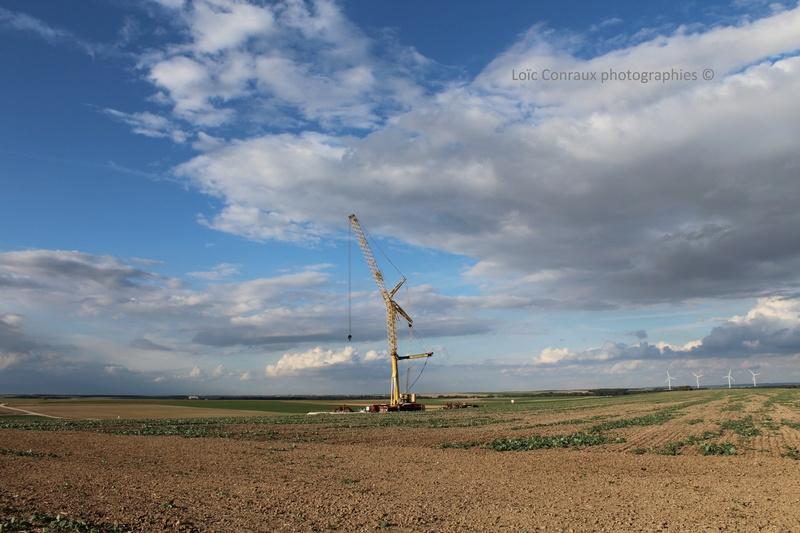 Chantier éolien de Bussy-Lettrée (51) Img_4414