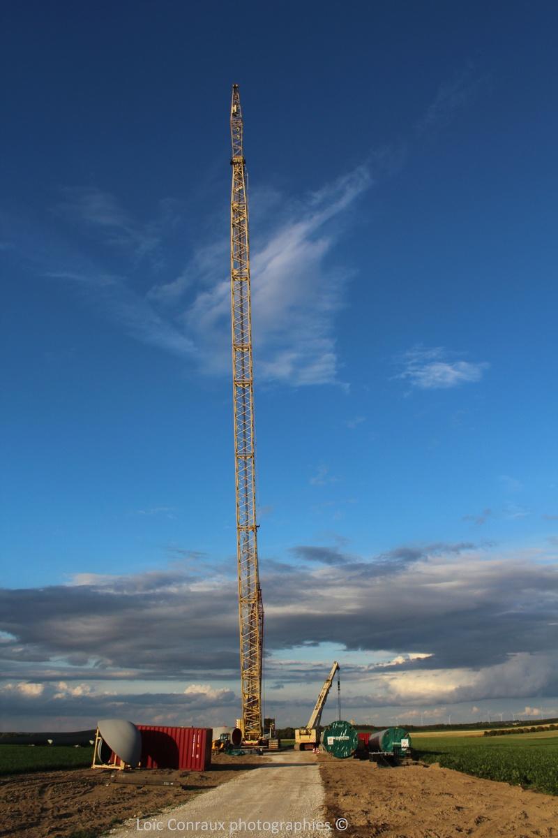 Chantier éolien de Bussy-Lettrée (51) Img_4512