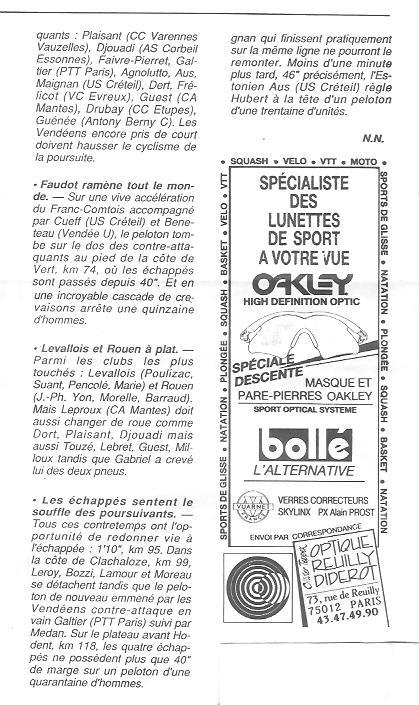 Coureurs et Clubs de Octobre 1993 à Septembre 1996 - Page 5 00411