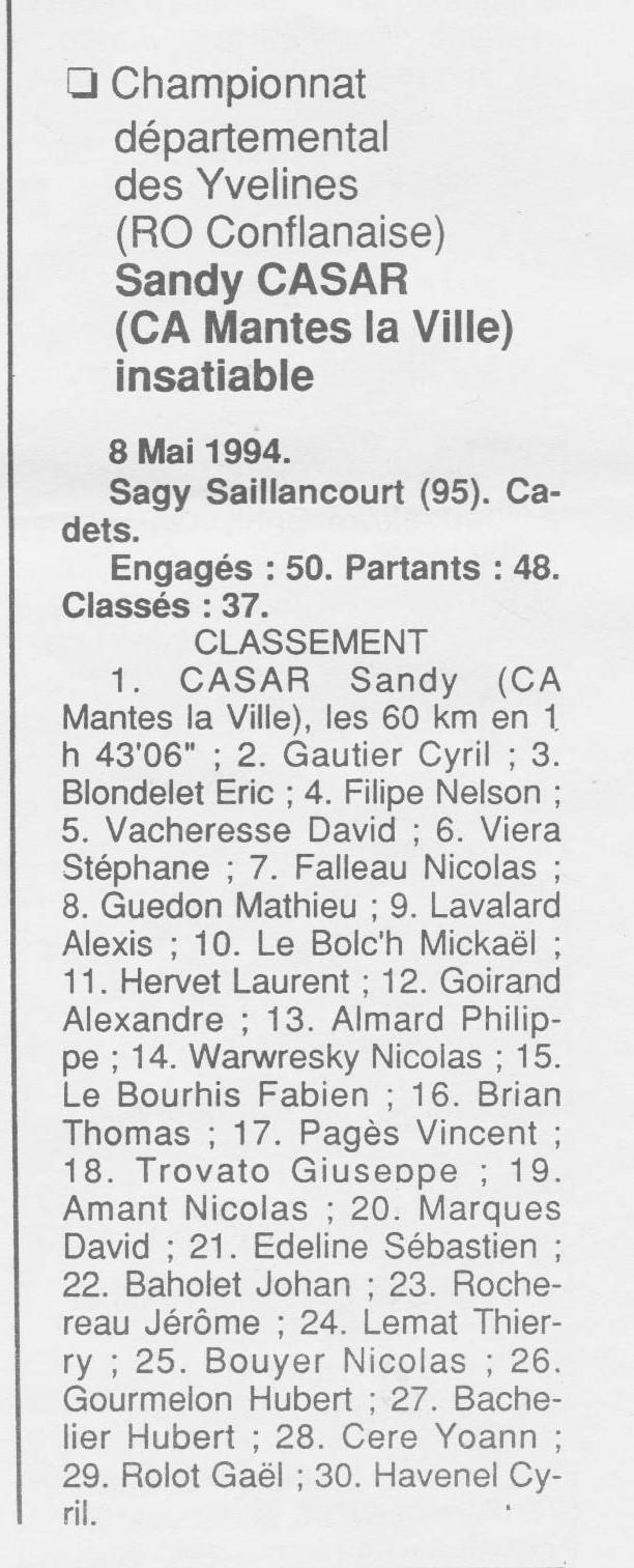 Coureurs et Clubs de Octobre 1993 à Septembre 1996 - Page 5 00510