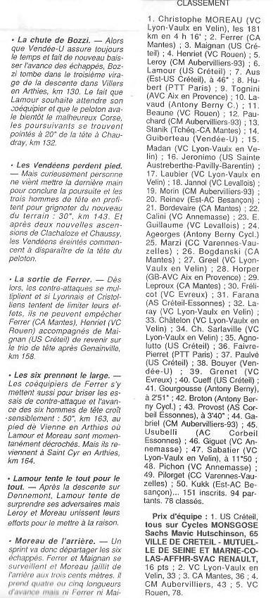 Coureurs et Clubs de Octobre 1993 à Septembre 1996 - Page 5 00511