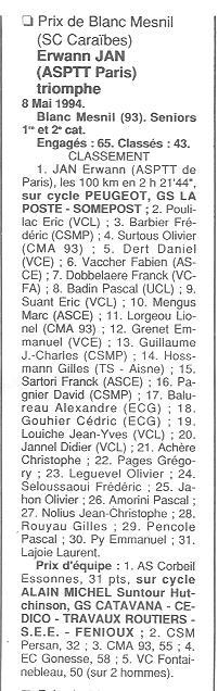 Coureurs et Clubs de Octobre 1993 à Septembre 1996 - Page 5 00710